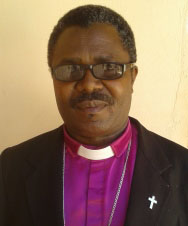 Rt.Revd Johnson Chinyongole Diocese of Shinyanga
